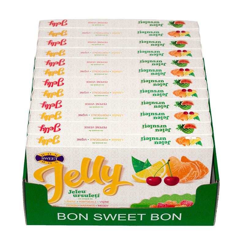 Bon Sweet Bon Zselé